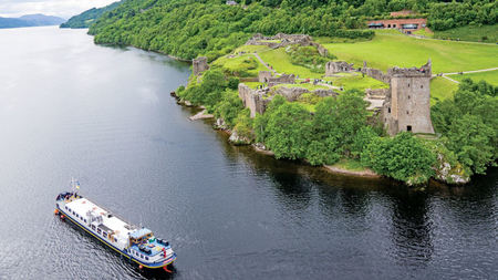 European Waterways Offers Whisky Trail Cruise