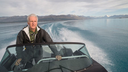 James Cameron Turns New Zealand Tour Guide in New Video