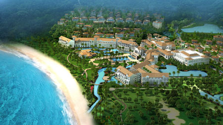 The Ritz-Carlton Tees Up Second Resort in China