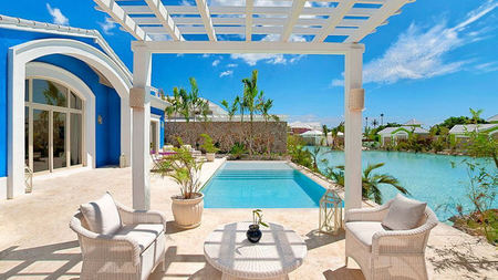Families 'Fall' into Savings at Eden Roc at Cap Cana