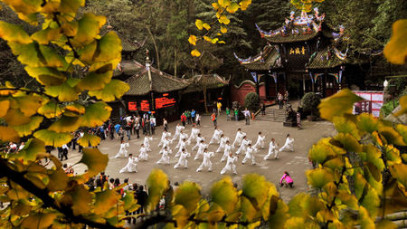 Six Senses Qing Cheng Mountain to Offer Exclusive Tai Chi Lessons at Ancient Puzhao Temple