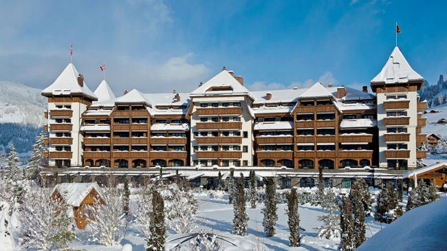 Adrenalin + Zen Package from The Alpina Gstaad