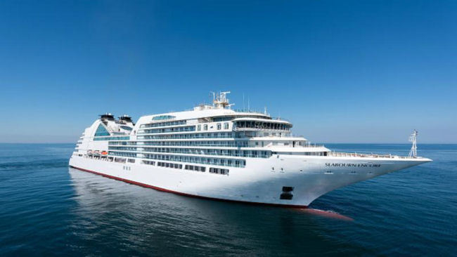 Seabourn Takes Delivery of Seabourn Encore, Newest Ultra-Luxury Ship