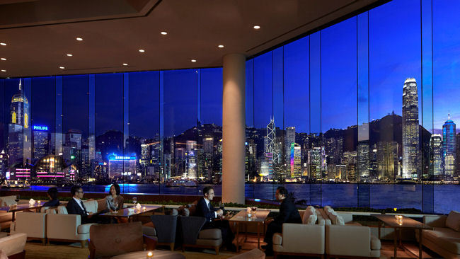 InterContinental Hong Kong's Hypnotic New