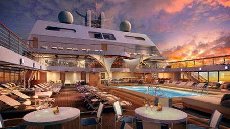 New Seabourn Ovation Maiden Season Now Open for Sale