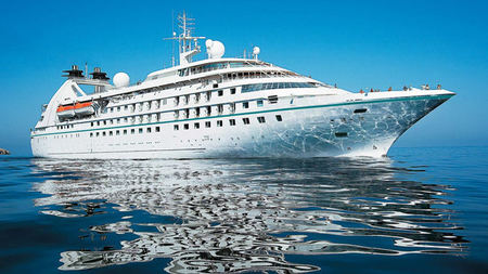 Windstar Cruises' 212-Guest Star Legend Earns Perfect 100 Score on USPH Inspection