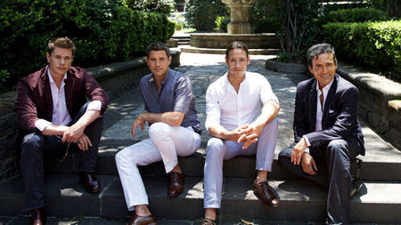 Multi-Platinum Group Il Divo to Set Sail on Four Day Caribbean Cruise