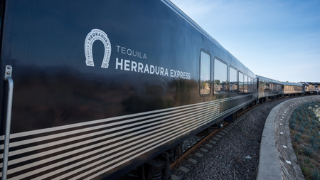 Casa Herradura Launches World-class Train Experience, The Tequila Herradura Express