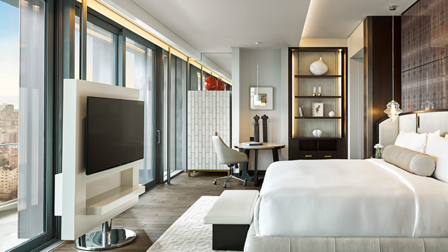 Fairmont Quasar Istanbul Opened in Turkey