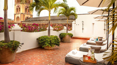 Casa San Agustin Opens New Aurum Spa in Cartagena