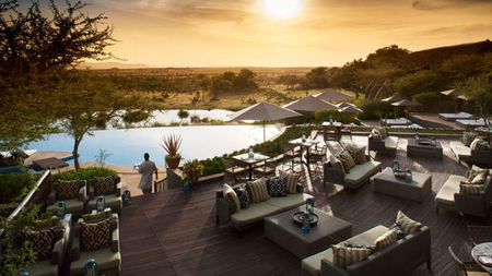 4th Night Free in the Serengeti with Four Seasons Lodge