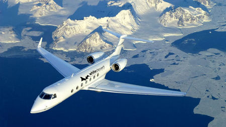 White Desert Antarctica Launches Private Jet Service