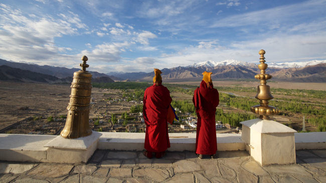 Ultimate Family Adventure in Ladakh with Shakti