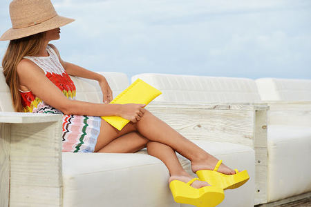 CARMEN SOL - Chic Luxury Resort Accessories Made in Italy