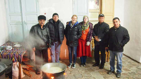 New Cultural and Culinary Tour of Uzbekistan Offered by MIR Corporation