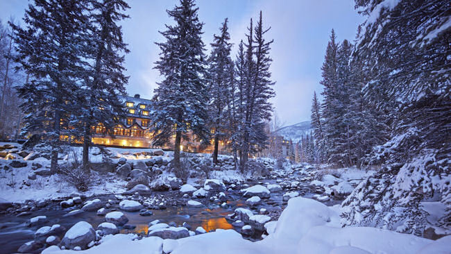 Hotel Talisa, Vail's Newest Luxury Resort Now Open
