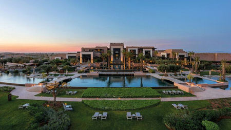 Fairmont Royal Palm Marrakech Opens in Morocco