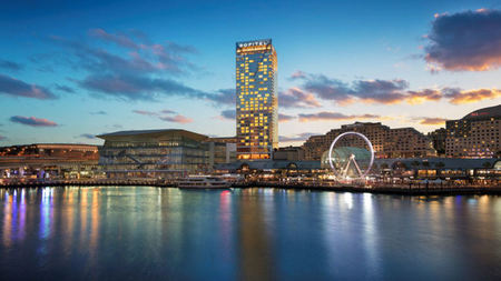 Sofitel Sydney Darling Harbour Opens as City's First New 5-Star Hotel in 15+ Years