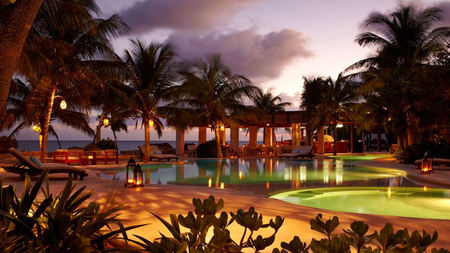 Welcome to the Jungle!  A Visit to Viceroy Riviera Maya