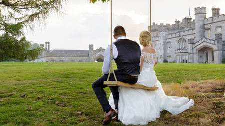 Marry Your Prince in a Fairy Tale British Castle Wedding