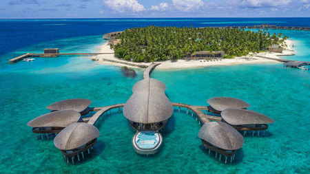 Ayurvedic Retreats at The St. Regis Maldives Resort