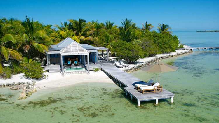 Cayo Espanto, Private Island Resort in Belize Offers One Free Day In Paradise