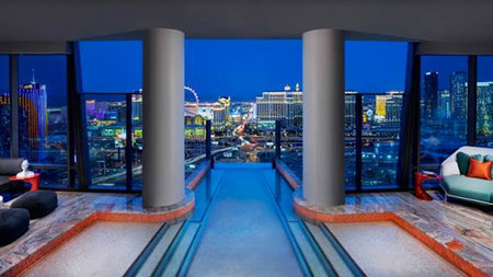 Palms Unveils Complete Renovation of Las Vegas' Most Iconic Hotel Rooms - The Sky Villas