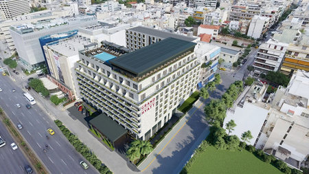 Grand Hyatt Athens Opens in Greek Capital