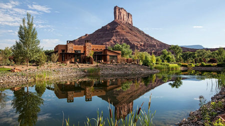 A Wild West Thanksgiving at Gateway Canyons Resort & Spa, Colorado