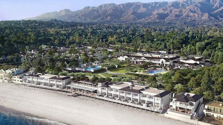 Rosewood Miramar Beach to Open Early 2019 in Montecito