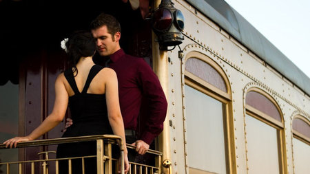 Celebrate New Year's Eve on the Napa Valley Wine Train