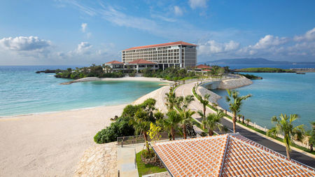 Escape to Hyatt Regency Seragaki Island Okinawa, Japan