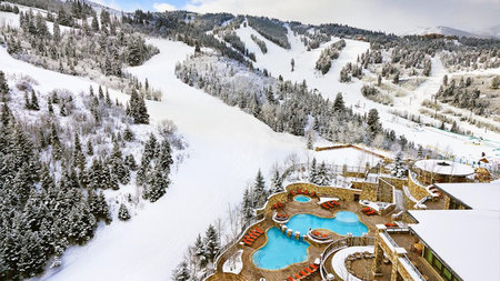 The St. Regis Deer Valley Launches Exclusive 'Women's Wellness  Ski Adventure