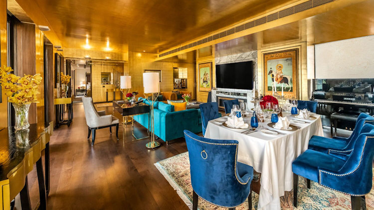Stay Like a Sultan at The Lodhi, New Delhi