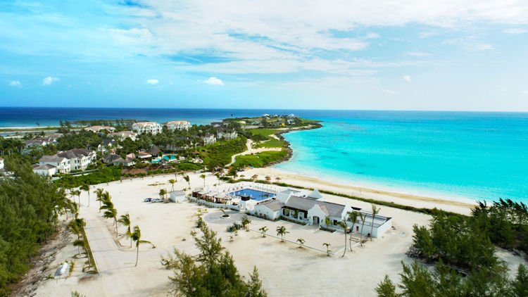 23 North Beach Club - a New Luxury Hotspot in Great Exuma