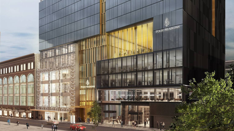 Four Seasons Hotel Montreal Now Accepting Reservations
