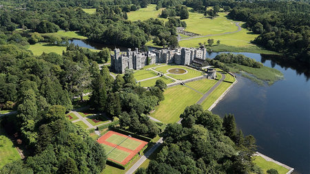 Ashford Castle Celebrates 80th Anniversary With Special Birthday Package