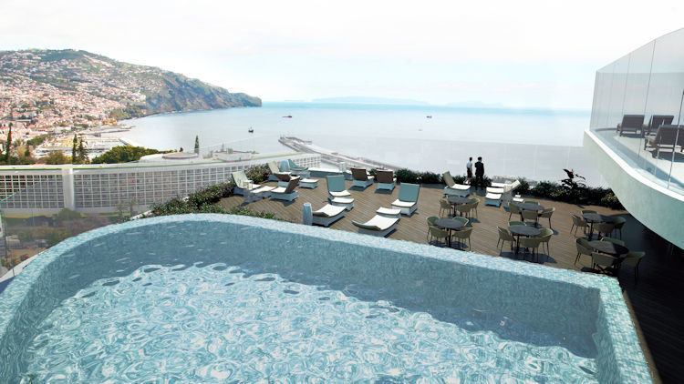 3 New Luxury Hotels to Open on the Island of Madeira this June