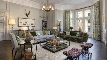 The Balmoral Reveals New Suite Fit for Royalty