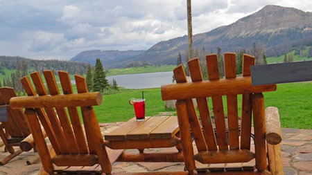 Brooks Lake Lodge Named a Best Place to Relax in Wyoming