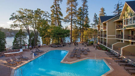 $106K Lux Escape, Harley Style with Lake Arrowhead Resort and Spa