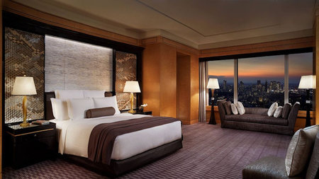 The Ritz-Carlton, Tokyo Ranked Number One Hotel in Tokyo