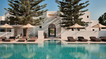 Parilio,  Paros's Newest Luxury Hotel Opens its Doors in Greece
