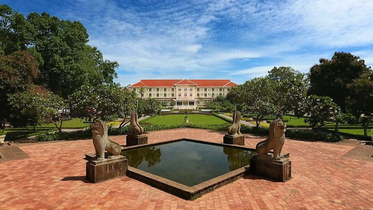 The Iconic Raffles Grand Hotel d'Angkor Re-Opens Today