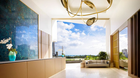 The Ritz-Carlton Residences, Waikiki Beach Offers New Signature Couples Spa Experience