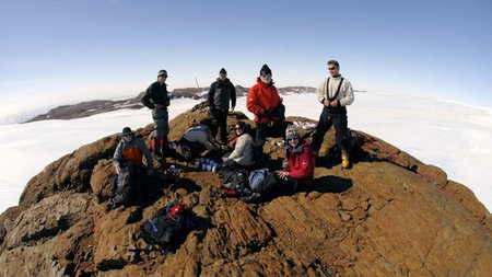 White Desert Antarctica Offers 'The Explorer Academy' in Antarctica