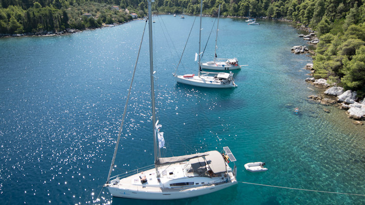 A Luxurious Way to Sail and Savor the Greek Islands