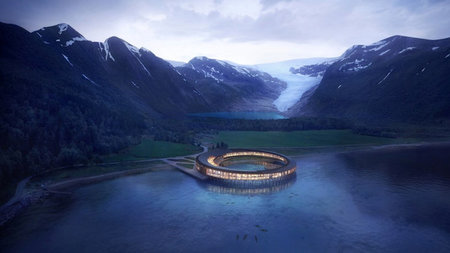 Svart - The First Hotel on the Arctic Circle - Unveils Details of its Spa & Wellness Offerings