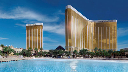 MGM Resorts' Delano Las Vegas Set to Reopen July 1