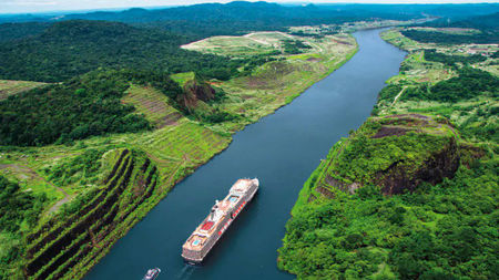 Panama Canal Explorer Cruise: Going with the Flow Takes On a Whole New Meaning